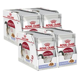 Royal Canin Cat Instinctive in Jelly x 48 Pouches
