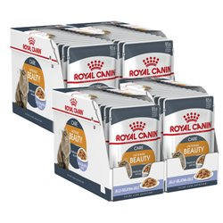 Royal Canin Intense Beauty in Jelly x 48 Pouches