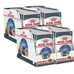Royal Canin Ultra Light in Gravy x 48 Pouches