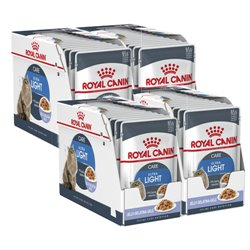Royal Canin Ultra Light in Jelly x 48 Pouches