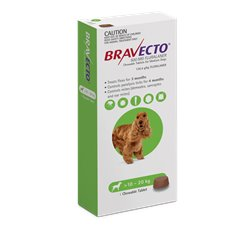 Bravecto Medium Dog 10-20kg