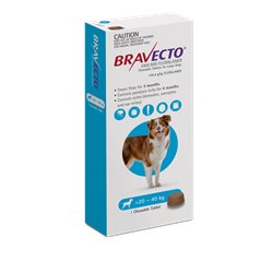Bravecto Large Dog 20-40kg