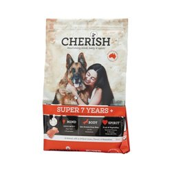 Cherish Super 7 Years + Dog Food