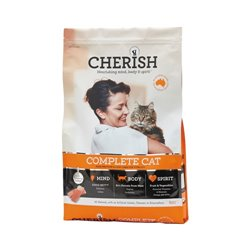 Cherish Complete Cat Cat Food