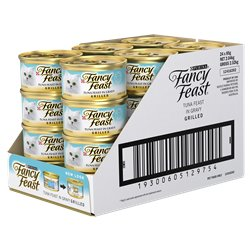 Fancy Feast Prime Filet of Tuna