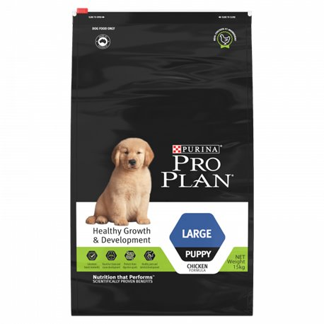 Pro Plan Puppy Large Breed Dog Food