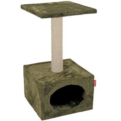 Cat Tree Solo Khaki