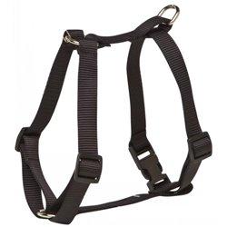 "3/4"" Dog Harness Black (30-51cm)"
