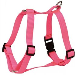 "3/4"" Dog Harness Hot Pink (30-51cm)"