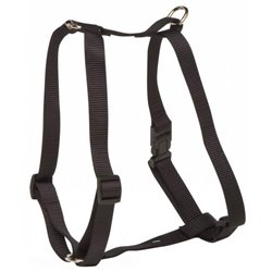 "3/4"" Dog Harness Black (41-66cm)"