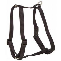 "3/4"" Dog Harness Black (41-66cm)"