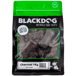 BlackDog Charcoal Biscuits 1kg
