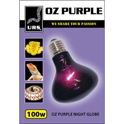 URS Oz Purple Globe