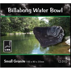 URS Billabong Water Bowl Granite