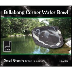URS Billabong Corner Water Bowl Granite