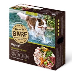 Barf Dog Lamb Patties