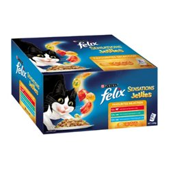 Felix Sensations Jellies Favourites Selection 36x85g