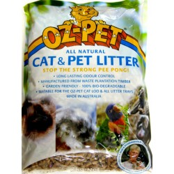 OZ Pellets Cat Litter