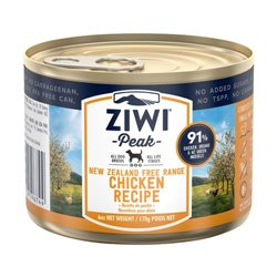 ZiwiPeak Chicken Dog Food Can 170g