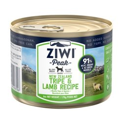ZiwiPeak Tripe & Lamb Dog Food Cans 170g