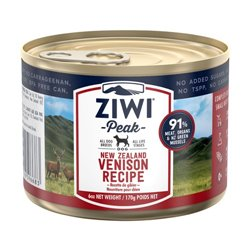 ZiwiPeak Venison Dog Food Cans 170g