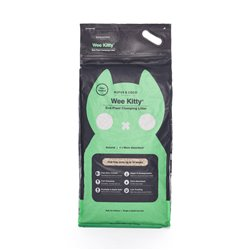 Rufus & Coco Wee Kitty Eco Plant Clumping Litter