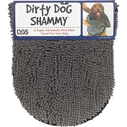 Dirty Shammy Grey