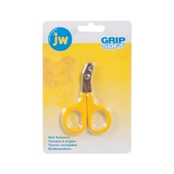 JW GripSoft Nail Scissors