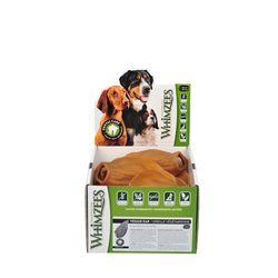 Whimzees Veggie Ears Bulk Box 18