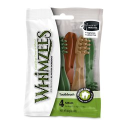 Whimzees Small Toothbrush Bulk Box 28 (4 per pack)