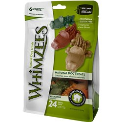 Whimzees Alligators Small (24 Pack)
