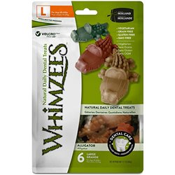 Whimzees Alligators Large (6 Pack)