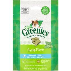 Greenies Feline Catnip Cat Treats 60g