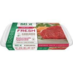 NAS RAW Fresh Kangaroo for Cats 450g