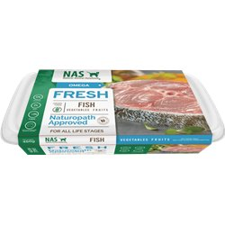NAS RAW Fresh Fish for Cats 900g