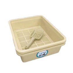 Kitter Litter Tray with Scoop