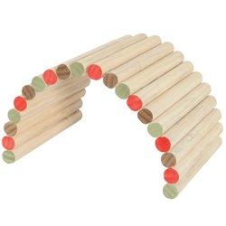 Zolux Roudy Play Wooden Bridge Large