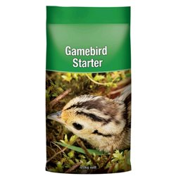 LAUCKE Game Bird Starter 20kg (WAREHOUSE PICK UP & SYDNEY DELIVERY ONLY)