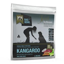 Meals For Mutt Single Meat Protein Kangaroo Dry Dog Food