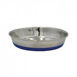 ZEEZ Durapet Stainless Steel Cat Bowl 470ml