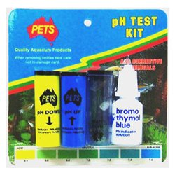 APS Aquarium PH Test Kit Junior