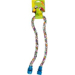 "Percell Bird Rope Perch 24"" (Small)"