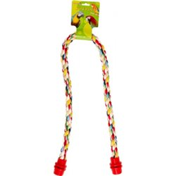 "Percell Bird Rope Perch 32"" (Large)"