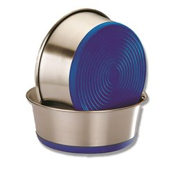 Dog Bowl 2.4L Stainless Steel Non Skid BainBridge