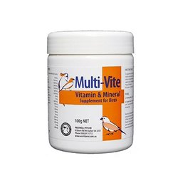 Passwell Multi-Vite Bird Concentrate Vitamin & Mineral Supplement