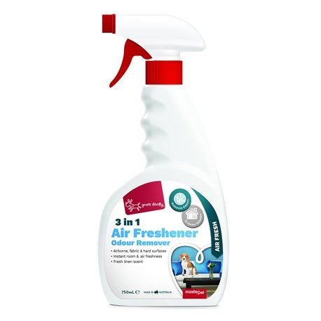 Yours Droolly 3 in 1 Odour Remover For Dogs & Cats 750ml