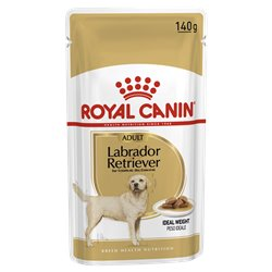 Royal Canin Labrador Retriever Wet Food in Gravy