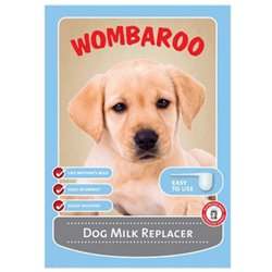 Wombaroo Dog Milk Replacer