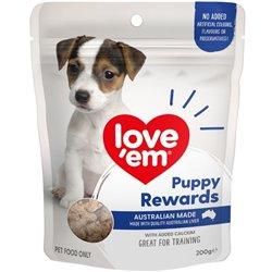 Love 'em Puppy Rewards (Beef Liver)