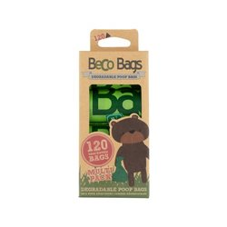 Beco Bags 120pk Eco Friendly Poop Bags